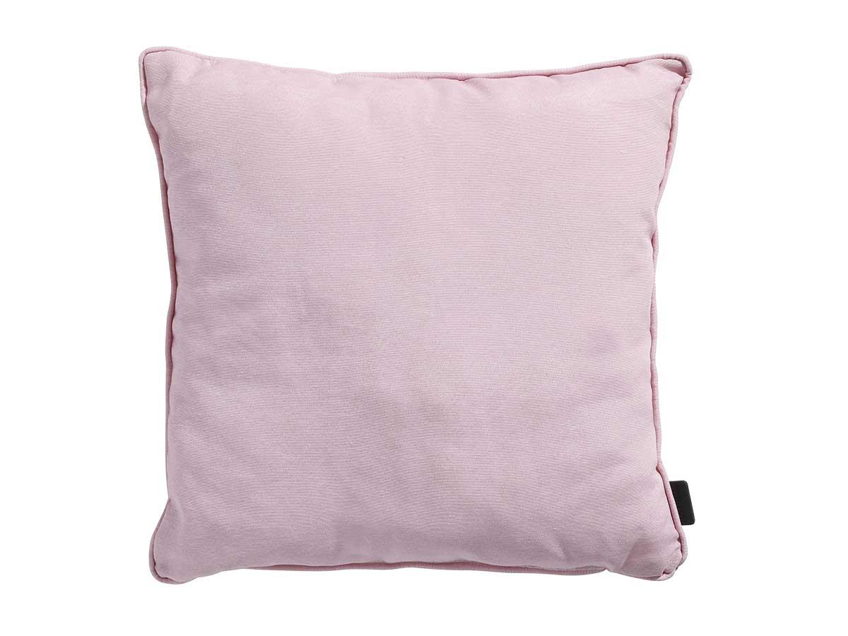 Coussin déco pour salon de jardin Panama Soft Pink 60 x 60 cm