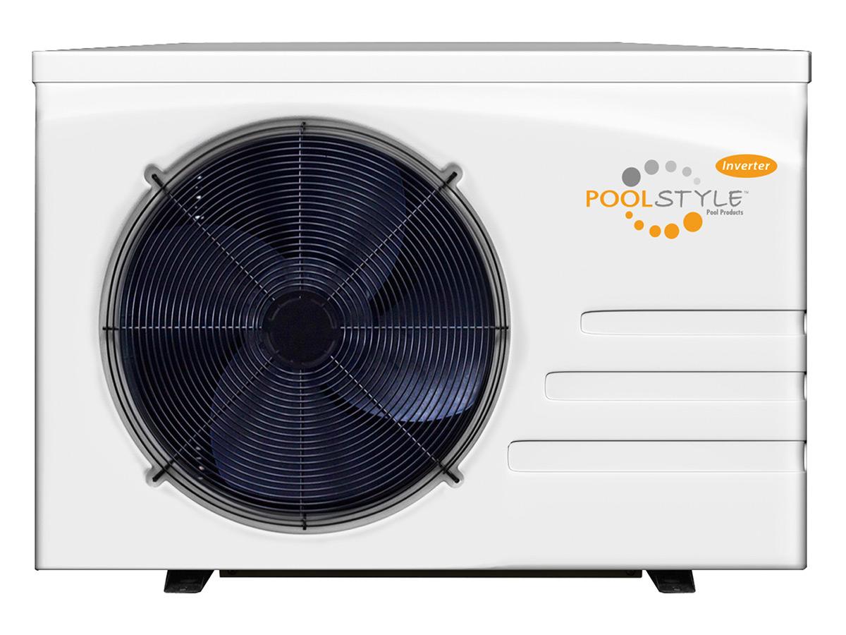 Pompe à chaleur 6 kW Inverter 06M - Poolstyle