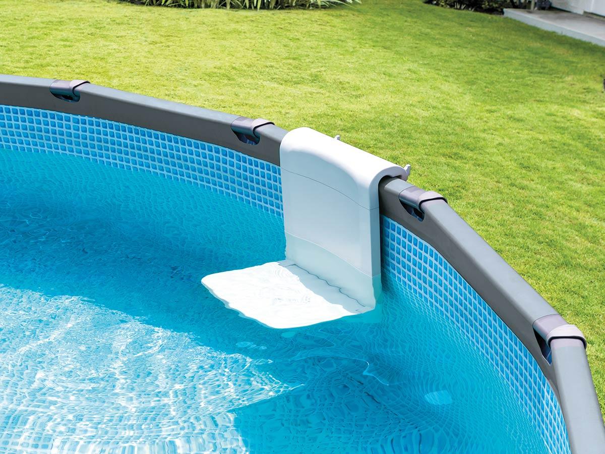 Siège pour piscine tubulaire - Intex