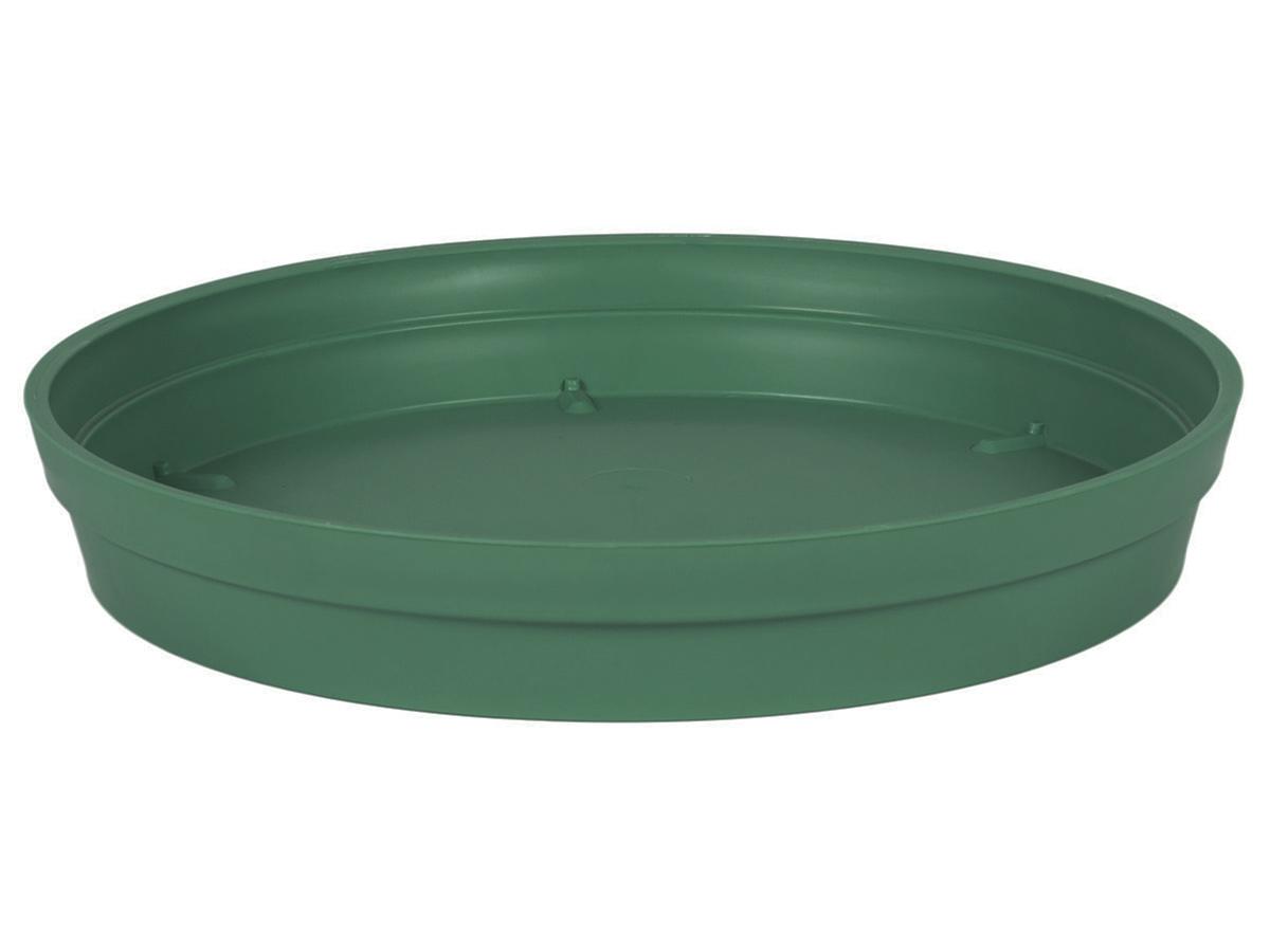 Soucoupe Ø 34.50 cm pour pot Ø 44, 46 et 48 cm - Vert jungle